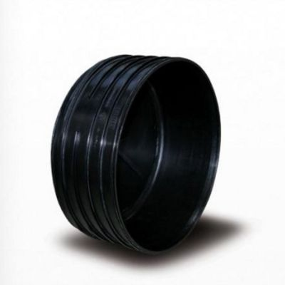 100MM CORRUGATED END CAP