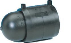 - 140MM PN16 HDPE EF END CAP