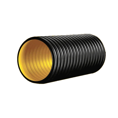 150MM SN 4 HDPE CORRUGATED PIPE