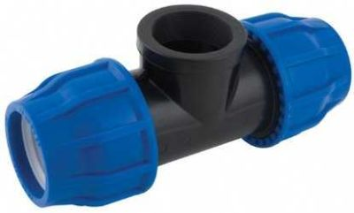 20-20MM HDPE COUPLING FEMALE ADAPTER