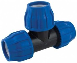 - 25-20MM HDPE COUPLING REDUCER TE