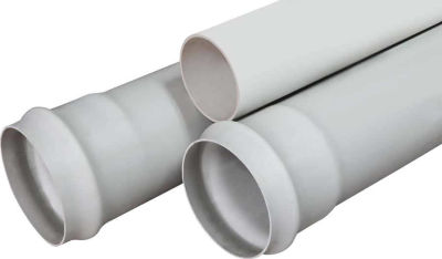 400 MM PN 10 PVC PRESSURE PIPES FOR DRINKING WATER