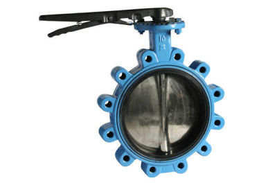 600 MM PN 10 MANUAL COMMAND BUTTERFLY VALVE