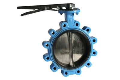 800 MM PN 16 MANUAL COMMAND BUTTERFLY VALVE