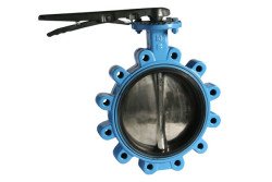 - 800 MM PN 16 MANUAL COMMAND BUTTERFLY VALVE