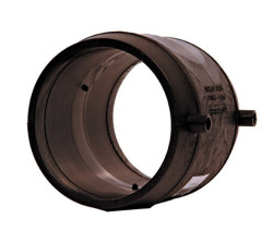 - 90MM PN10 HDPE EF COUPLER