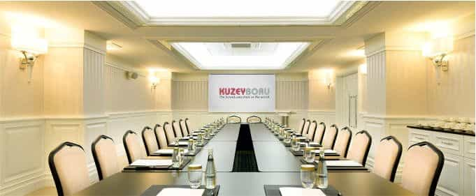 KUZEYBORU TARGET MEETING 2015 WAS HELD AT THE CAPPADOCIA HILTON HOTEL