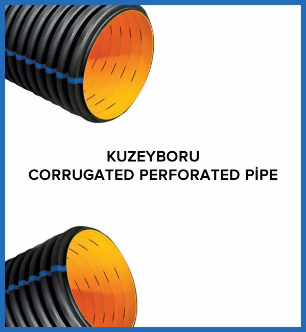 kuzeyboru-CORRUGATED-PERFORATED